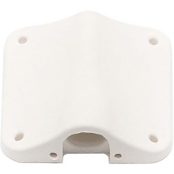 Bubblebee Industries Lav Concealer for Countryman B3 (White)