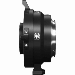 DZOFilm PL Lens to Canon RF-Mount Adapter (Black)