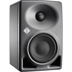 "Neumann KH 80 DSP 4"" + 1"" Active 2-Way Studio Monitor (Gray, Single)"