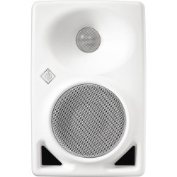 "Neumann KH 80 DSP 4"" + 1"" Active 2-Way Studio Monitor (White, Single)"