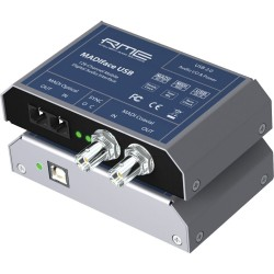 RME MADIface USB 128-Channel USB Interface for Mobile Computers