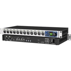 RME 12Mic Mic- and Line-Level Preamp for Audio Networks