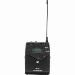 Sennheiser EW 112P G4 Camera-Mount Wireless Omni Lavalier Microphone System (A: 516 to 558 MHz)