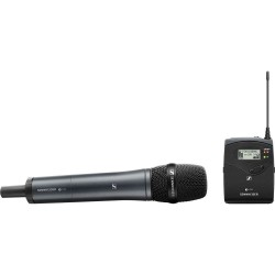 Sennheiser EW 135P G4 Camera-Mount Wireless Cardioid Handheld Microphone System (A: 516 to 558 MHz)