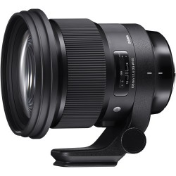 Sigma 105mm f/1.4 DG HSM Art Lens for Sony E