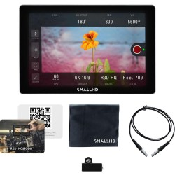 SmallHD INDIE 7 On-Camera Monitor Kit for RED KOMODO