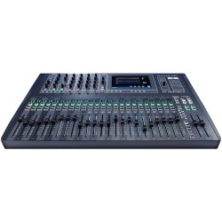 Soundcraft Si Impact 40-Input Digital Mixing Console and 32-In/32-Out USB Interface with iPad Control