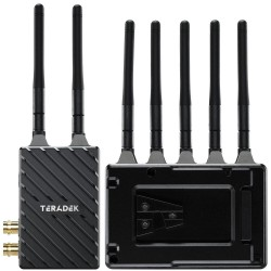 Teradek Bolt 4K LT 750 3G-SDI/HDMI Wireless RX/TX Deluxe Kit (V-Mount)