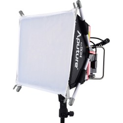 Aputure Amaran Tri-8c Bicolor LED Light with V-Mount Battery Plate