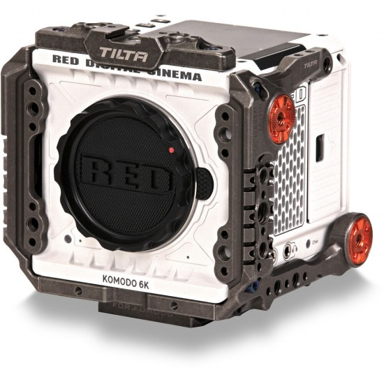 Tilta Full Camera Cage for RED KOMODO (Tactical Gray)